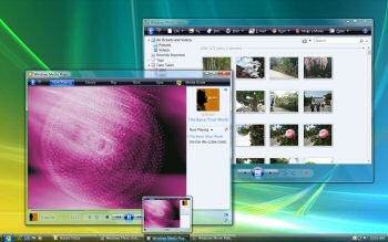 Windows Vista - Live Thumbnails on taskbar