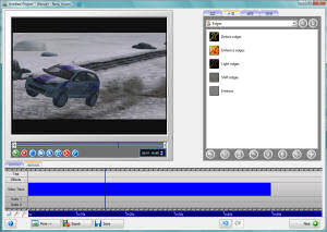 Nero 8 - video editing application