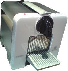 Krups - Le Cube - Nespresso capsule coffee machine XN-5000