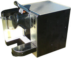 Nespresso DeLonghi Lattissima coffee machine