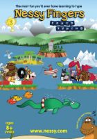 Nessy Fingers - touch typing course