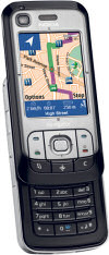 Nokia Navigator 6110 mobile phone