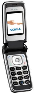 Nokia 6125 mobile phone