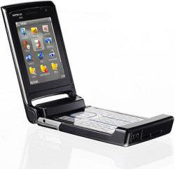 Nokia N series N76 mobile phone