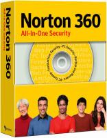 Norton 360 desgrees - all in one security