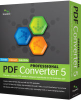 PDF Converter 5 Professional from Nuance