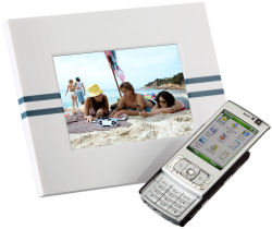 Parrot 7 inch wireless picture frame DF7220