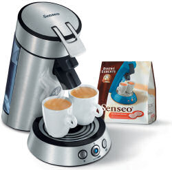 Coffee Maker Article: More about Senseo Coffee Makers