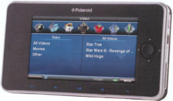 polaroid PMP MPU-43315 Personal Media Player