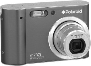 Polaroid m737t 7M pixel compact digital camera