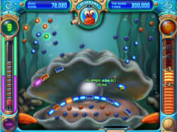Popcap Peggle game