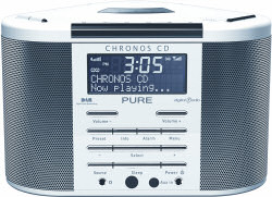 Pure Chronos CD DAB radio