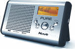 Pure Move DAB and FM radio