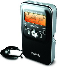 Pure PocketDAB 1500 - DAB Radio