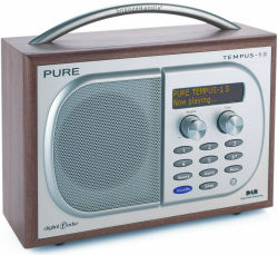Pure Digital Tempus 1S DAB radio