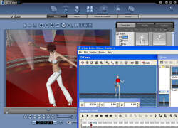 Reallusion i-clone 2 iclone 3d animation software screen capture