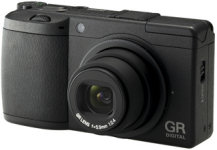 Ricoh GR compact digital camera