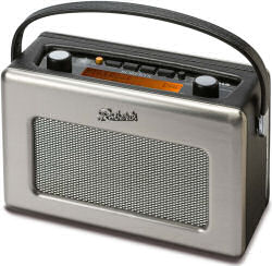 Robert's Revival RD50 stainless steel DAB radio