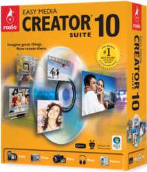 Roxio Media Creator Suite 10