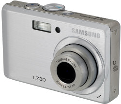 Samsung L730 7.2 Mega-pixel digital camera