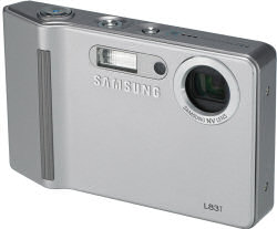 Samsung L83T 8 Mega-pixel digital camera