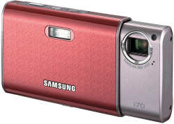 Samsung i70 digital camera - front