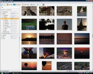 Serif AlbumPlus x2 - Album view