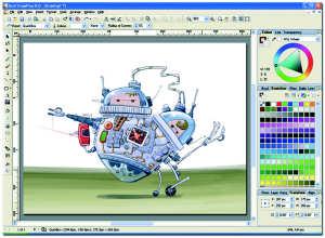 Review Serif Drawplus 8