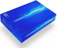Sibelius 5.2 Box Shot