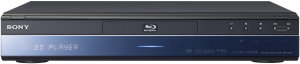 Sony BDP-S300 Blu-Ray DVD player