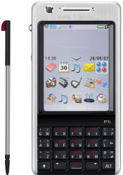 Sony-Ericsson P1i mobile phone