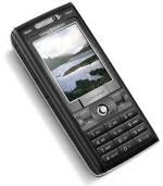 Sony-Ericsson K800i phone/MP3 player/Camera