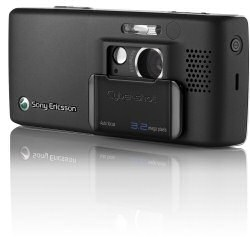 Sony-Ericsson K800i phone/MP3 camera