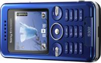 Sony Ericsson S302 camera phone