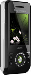 Sony-Ericsson S500i mobile phone
