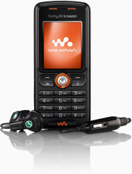 Sony Ericsson w200i mobile phone