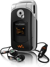 Sony-Ericsson W300i WalkMan Phone