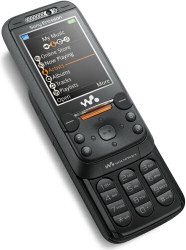 Sony-Ericsson W850i mobile phone