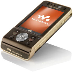 Sony Ericsson w910i mobile phone