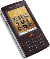 Sony Ericsson w950i Walkman Phone