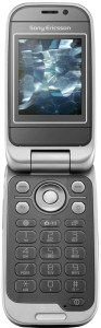 Sony Ericsson z610i mobile phone