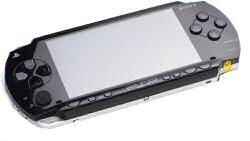Sony PSP - back