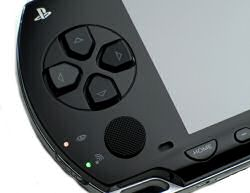 Sony PSP Analogue Control