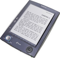Sony Reader e-book system