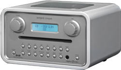Tangent Cinque DAB radio and CD player