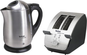 Tefal Vitesse Kettle and Avanti Toaster