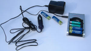 Uniross 1 hour Fast Charger