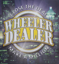 Wheeler Dealer board game