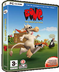 Bone - the Great Cow Race - from Xider Games